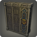 Armoire uldienne