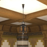 Suspension thanalanaise