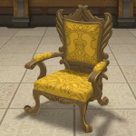 Chaise chocobo