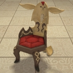 Chaise Carbuncle